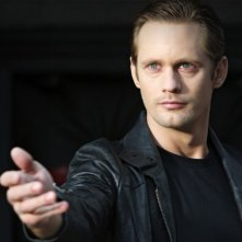Alexander Skarsgård nell'episodio Fresh Blood di True Blood