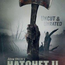 Nuovo poster per Hatchet 2