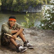 Roshon Fegan in una immagine promozionale di Camp Rock 2