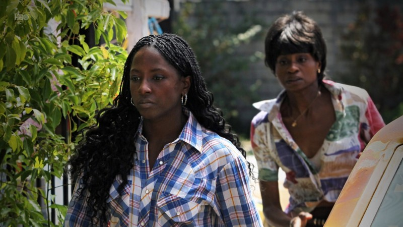 Rutina Wesley Ed Adina Porter Nell Episodio Evil Is Going On Di True Blood 174932