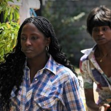 Rutina Wesley ed Adina Porter nell'episodio Evil Is Going On di True Blood