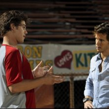 Ryan Kwanten in una scena dell'episodio Fresh Blood di True Blood