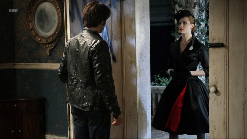 Stephen Moyer Ed Evan Rachel Wood Nell Episodio Evil Is Going On Di True Blood 174934