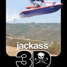 Nuovo poster 1 per Jackass 3-D