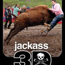 Nuovo poster 4 per Jackass 3-D