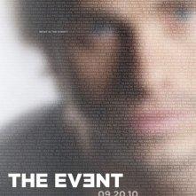 Uno dei poster della serie TV The Event