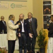 Donato Carrisi al Premio Bancarella 22 luglio 2009 Fonte: www.legnanonews.com