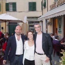 Donato Carrisi, Amanda Colombo, Marco Malvaldi. Proprietà artistica: Amanda Colombo