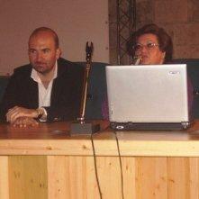 Donato Carrisi & Annella Andriani Fonte: http://www.citta-nostra.it/