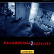 La locandina di Paranormal Activity 2