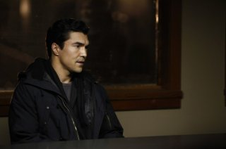 Ian Anthony Dale nel pilot di The Event