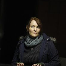 Laura Innes in una scena del pilot di The Event