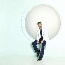 Eric Dane in una foto promozionale della stagione 7 di Grey's Anatomy