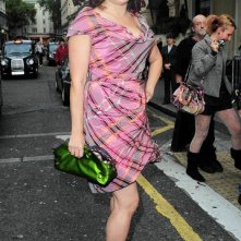 Jennifer Tilly alla sfilata di Vivienne Westwood alla London Fashion Week