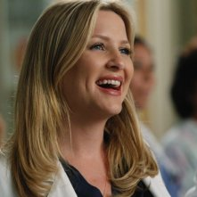 Jessica Capshaw nell'episodio With You I'm Born Again di Grey's Anatomy