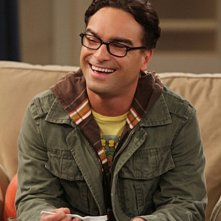 Johnny Galecki nell'episodio The Cruciferous Vegetable Amplification di The Big Bang Theory