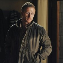 Kevin McKidd nell'episodio Shock to the System di Grey's Anatomy