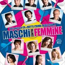 La locandina di Maschi contro Femmine