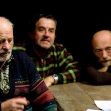 Marco Messeri in un'immagine del film La passione