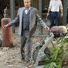 Simon Baker nell'episodio Cackle-Bladder Blood di The Mentalist