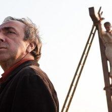 Un'immagine di Silvio Orlando dal film La passione