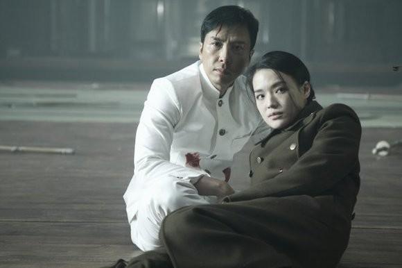 Donnie Yen E Shu Qi In Una Scena Del Film Legend Of The Fist The Return Of Chen Zhen 175847