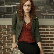 Erin Cummings è la dottoressa Abbey Ward nella serie Detroit 1-8-7