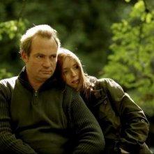 Gilles Cohen e Léa Drucker in una scena del film Pauline et François