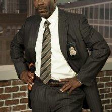 James McDaniel è il Detective Jesse Longford nella serie Detroit 1-8-7