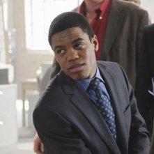 Jon Michael Hill nel pilot della serie Detroit 1-8-7