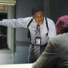 Jon Michael Hill nell'episodio Nobody's Home/Unknown Soldier di Detroit 1-8-7