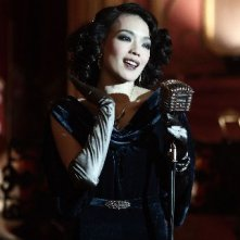 La bellissima Shu Qi in un'immagine di Legend of the Fist: The Return of Chen Zhen