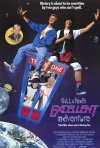La locandina di Bill & Ted's Excellent Adventure