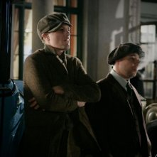 Michael Pitt e Stephen Graham nel pilot della serie HBO Boardwalk Empire