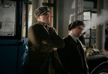 Michael Pitt e Stephen Graham nel pilot della serie HBO Boardwalk Empire