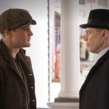 Michael Pitt e Steve Buscemi nel pilot della serie HBO Boardwalk Empire