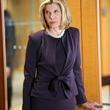 Christine Baranski nell'episodio Double Jeopardy di The Good Wife