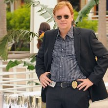 David Caruso nell'episodio Sudden Death di CSI Miami