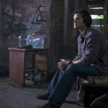Jared Padalecki nell'episodio Exile on Main Street di Supernatural