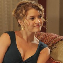 La guest star Sarah Jones nell'episodio One in Every Family di Lone Star