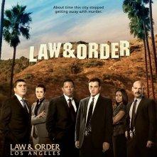 La locandina di Law & Order: Los Angeles