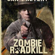 La locandina di Zombie Roadkill