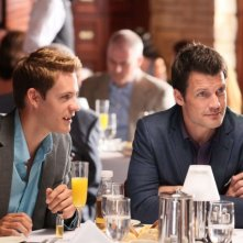 Mark Deklin e Bryce Johnson nel pilot di Lone Star
