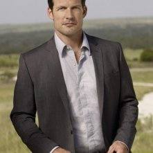 Mark Deklin è Trammel Thatcher in Lone Star