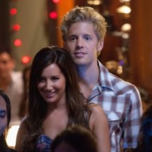 Ashley Tisdale e Matt Barr nell'episodio Nobody Loves Me But My Mother di Hellcats