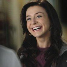 Caterina Scorsone nell'episodio Superfreak di Grey's Anatomy