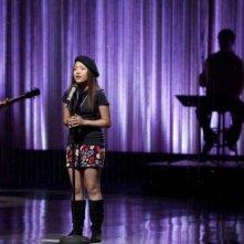 Charice Pempengco canta Listen nell'episodio Audition, premiere della stagione 2 di Glee