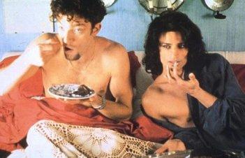 Enrico LoVerso e Vincent Cassel nel film Come mi vuoi
