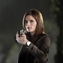 Stana Katic nell'episodio Under The Gun di Castle