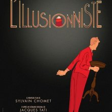 La locandina di L'Illusionista